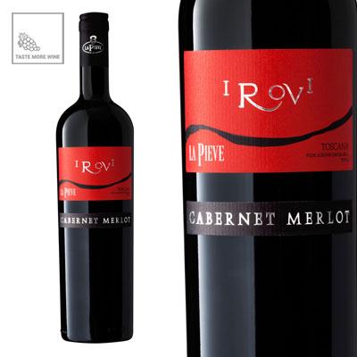 Cabernet I Rovi - italiaanse-rode-wijn-tastemorewine